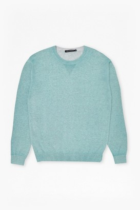 French Connection Julep Printed Crew Neck Jumper