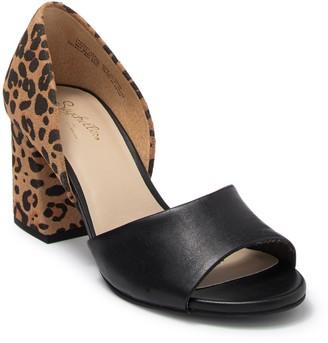 Seychelles Shabby Chic Block Heel Sandal