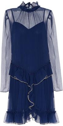 See by Chloe Silk dress
