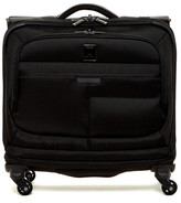 """Delsey Luggage Helium Pilot 3.0 15.5"""" Spinner Trolley Tote"""