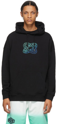 Givenchy Black Infinity Rings Logo Hoodie