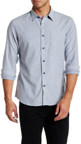 Slate & Stone Long Sleeve Trim Fit Shirt