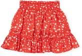 Stella McCartney Stars Silk Skirt