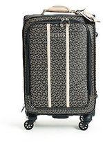 GUESS Women's Nichols Four-Wheel Roller Suitcase