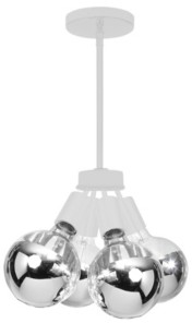 Dainolite 4 Light Pendant