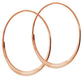 Lana Small 14K Wave Magic Hoop Earrings