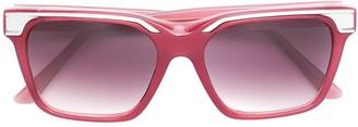 Emmanuelle Khanh square frame sunglasses