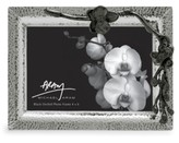 "Michael Aram Black Orchid 4"" x 6"" Picture Frame"