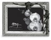 "Michael Aram Black Orchid 4"" x 6"" Picture Frame"