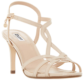 Dune Miniee Strappy Stiletto Sandals