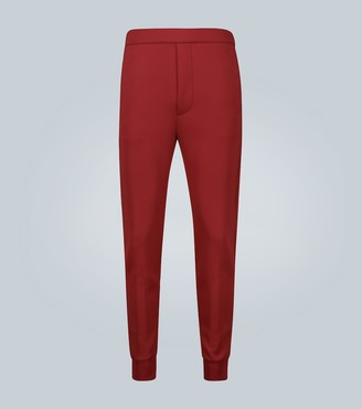 Prada Exclusive to Mytheresa technical fabric pants