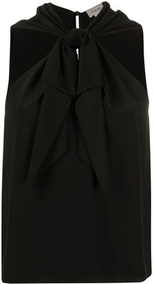 Temperley London Ruffle Neck Blouse