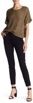 ATM Anthony Thomas Melillo Stretched Twill Cuffed Slim Pant