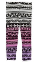 Flowers by Zoe Geometric Print Leggings (Toddler Girls & Little Girls) (Online Only)