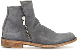Officine Creative Legrand 80 ankle boots