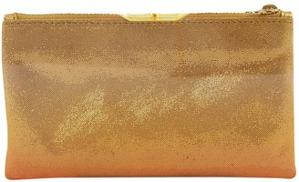 Charlotte Olympia Yellow Plastic Clutch bags