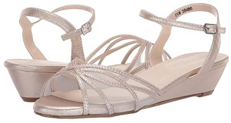 Touch Ups Desi (Silver) Women's Shoes