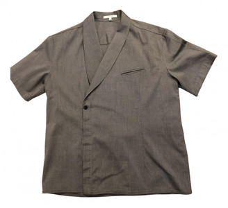 Carven Grey Cotton Shirts