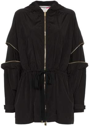 Stella McCartney hooded zip jacket