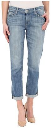 Paige Women's Jimmy Crop Jeans-Elvie 23