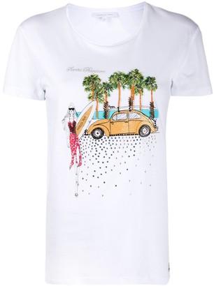 Patrizia Pepe Santa Barbara T-shirt