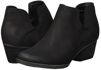 Blondo Victoria Waterproof (Black Nubuck) Women's Shoes