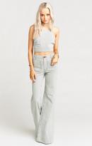 MUMU Farrah Trouser Flare ~ Salty Seabreeze Stripe