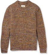 Folk Wool-Blend Sweater