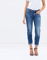 G Star Arc 3D Sport Low Boyfriend Jeans