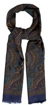 Chanel Silk Paisley Stole