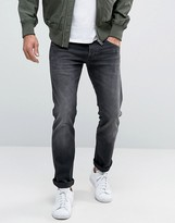 Wrangler Low Rise Slim Leg Jean In Bankrupt Wash