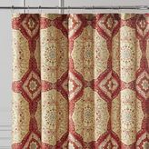 Pier 1 Imports Mandala Red Shower Curtain