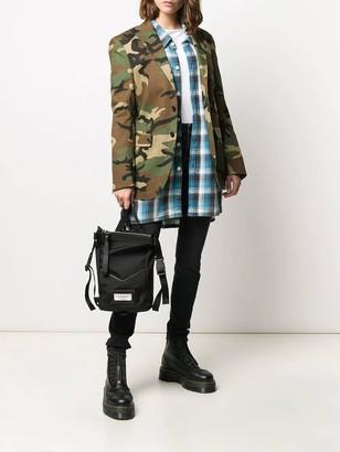 Givenchy Black Pannier Backpack