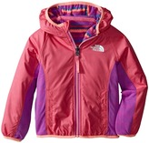 The North Face Kids Reversible Grizzly Peak Lined Wind Jacket (Toddler)