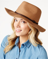 INC International Concepts Melton Panama Hat, Only at Macy's