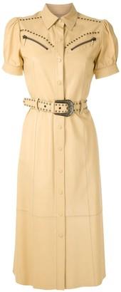 Nk Mestico Jane leather dress