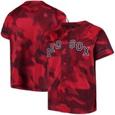 Nike Men's Red Boston Red Sox Camo Jersey