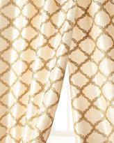 "Sweet Dreams 108""L Versailles Curtain"