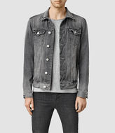 AllSaints Garford Denim Jacket