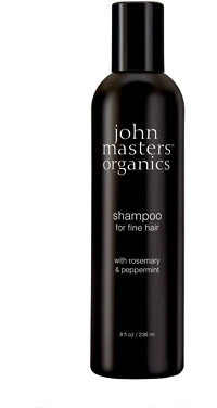 John Masters Organics Shampoo for Fine Hair with Rosemary & Peppermint 236ml