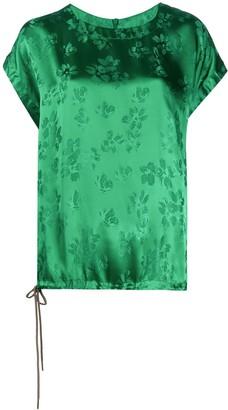 Essentiel Antwerp Vuvuzela floral print T-shirt
