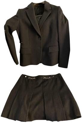 Gucci Grey Wool Jackets