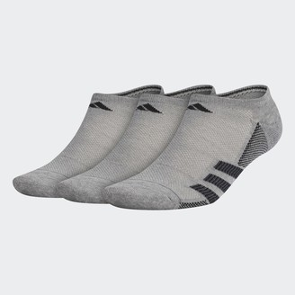 adidas Superlite Stripe 2 No-Show Socks 3 Pairs