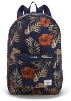 Herschel Supply Co. Packable Daypack Backpack Peacoat/floria