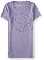 Aeropostale Rise And Shine Graphic T