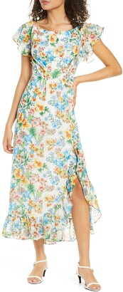 Ali & Jay The Hideaway Floral Maxi Dress
