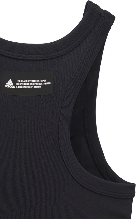 Thumbnail for your product : adidas Studio Bra Top