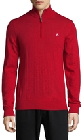 J. Lindeberg Golf Men's Kian Tour Wool Sweater