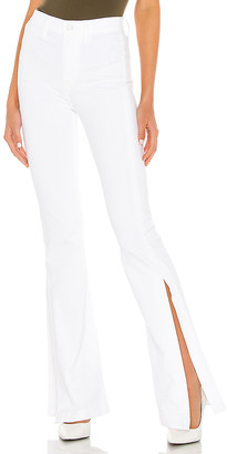 7 For All Mankind High Slit Flare. - size 24 (also