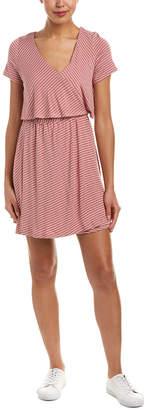 Dee Elly Popover Wrap Dress